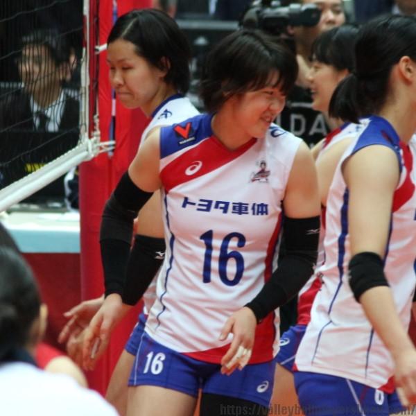 中屋夏澄選手 Kasumi Nakaya