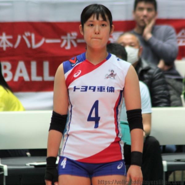 比金桃子選手 Momoko Higane