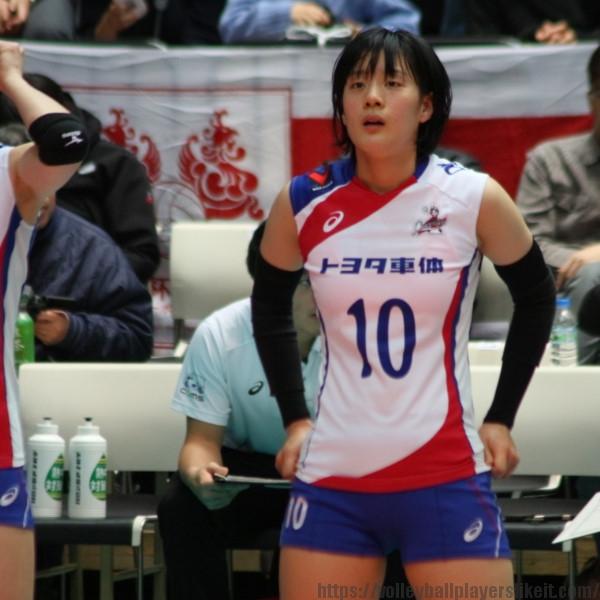 小田桃香選手 Oda Momoka