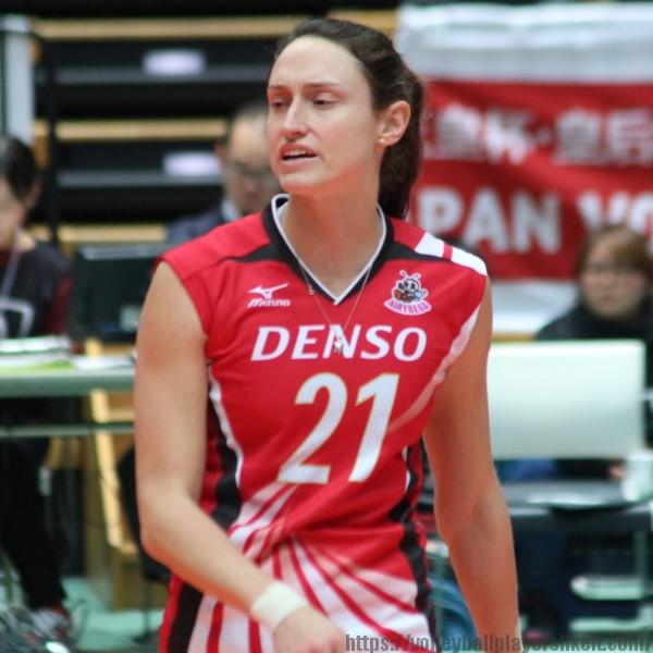 クリスティアネ・フュルスト選手 Christiane Furst