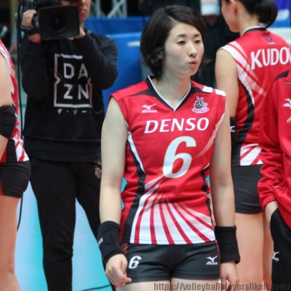 鈴木裕子選手 Yuko Suzuki