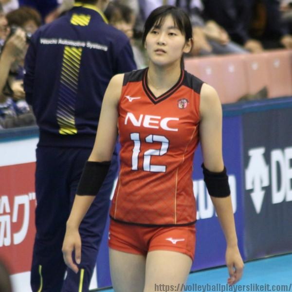 廣瀬七海選手 Nanami Hirose