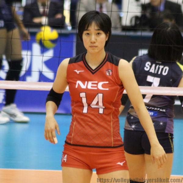 塚田しおり選手 Shiori Tsukada