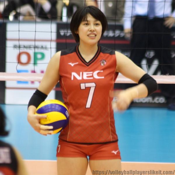 山口かなめ選手 Kaname Yamaguchi