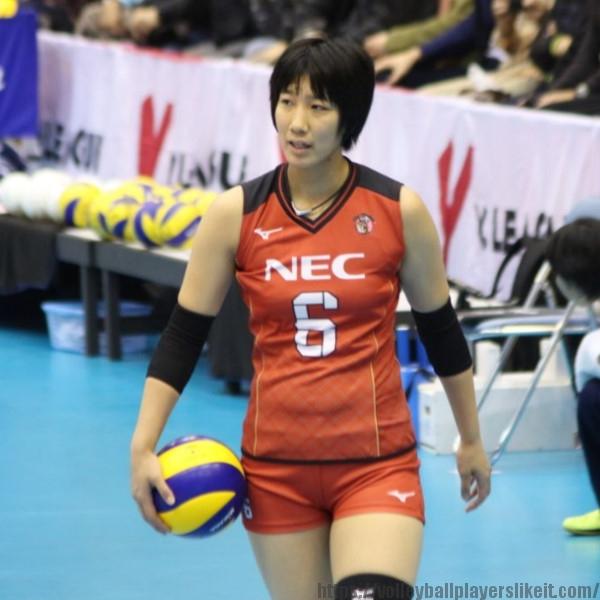 上野香織選手 Kaori Ueno