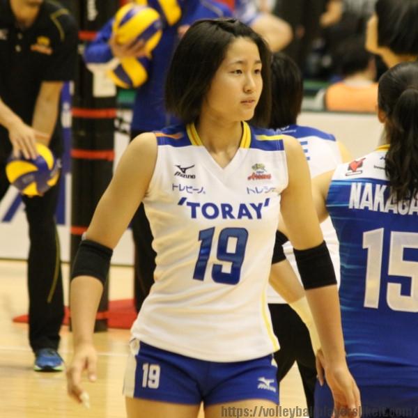 小川愛里奈選手 新人Erina Ogawa