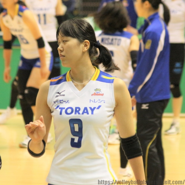 野村明日香 選手 Asuka Nomura