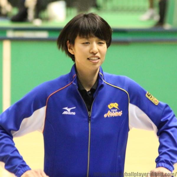 峯村沙紀選手 Saki Minemura