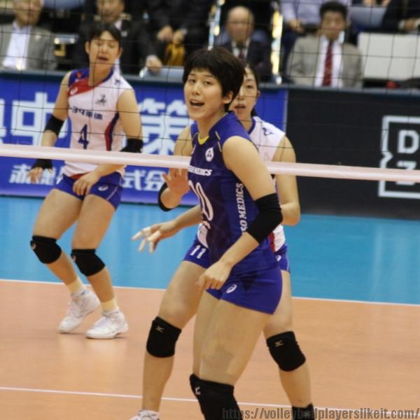 丸山裕子選手 Yuko Maruyama