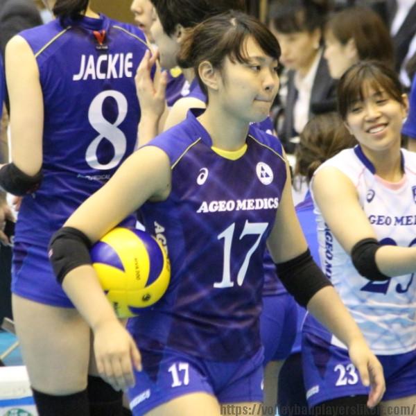 小笹奈津子 選手 Natsuko Kozasa
