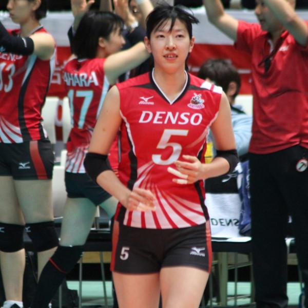 石井里沙 選手 Risa Ishii