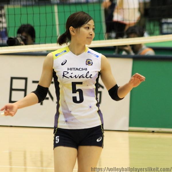 佐藤あり紗 選手 Arisa Sato