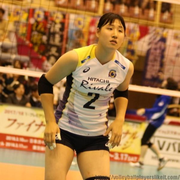 小野寺友香選手 Yuka Onodera