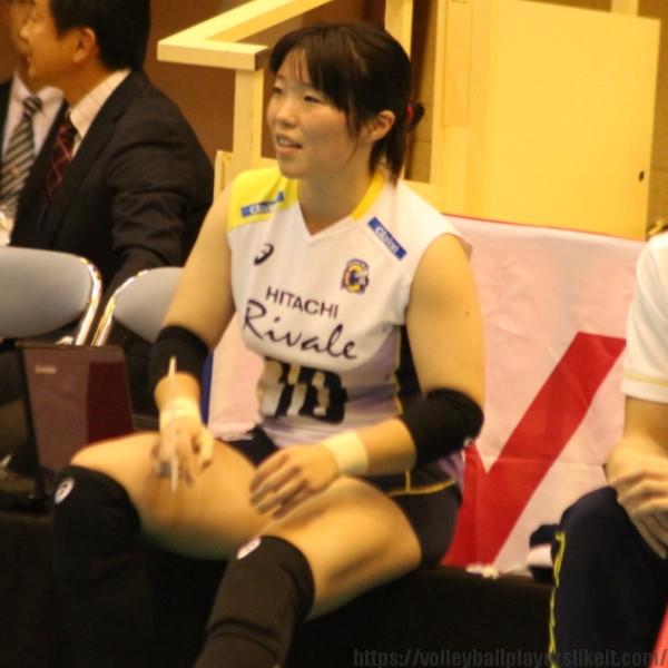 小池杏菜選手  Anna Koike