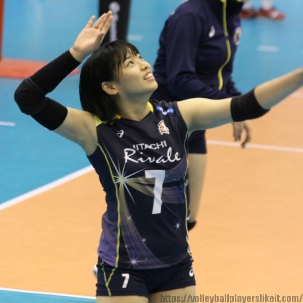 齋藤加奈子選手   Kanako saitou