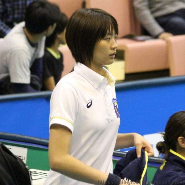 渡邊久惠選手 Hisae Watanabe