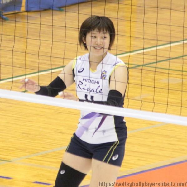 下平夏奈選手 Kana Shimohira