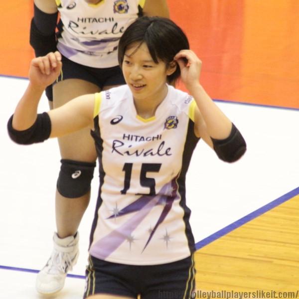 土井さくら選手   Sakura Doi