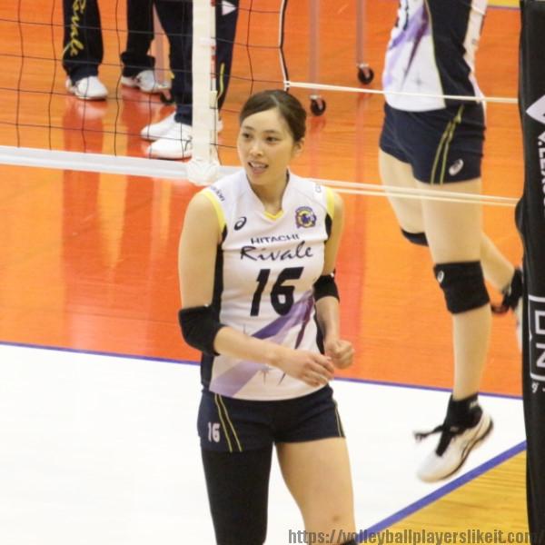 東原枝里選手    Eri Higashihara