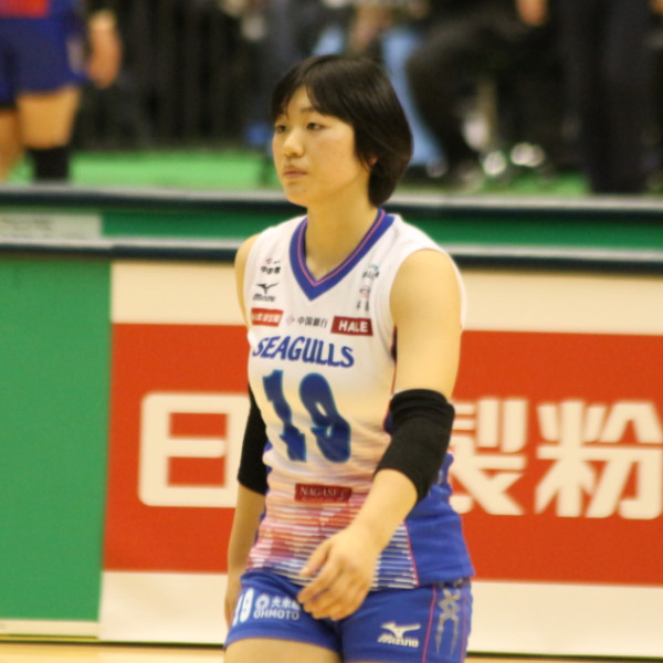 森田夕貴選手    Yuuki Morita