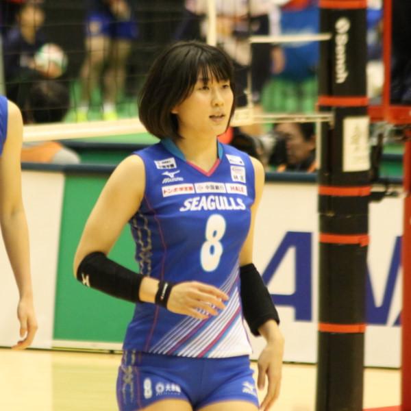 川畑愛希選手     Aki Kawabata