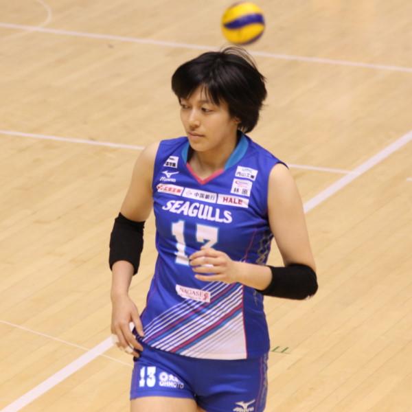 磯部光里選手    Hikari Isobe