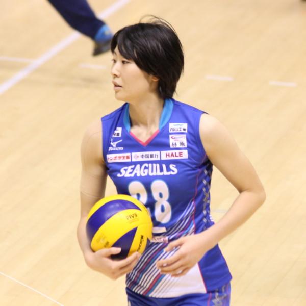 川島愛依美選手 Aimi Kawashima