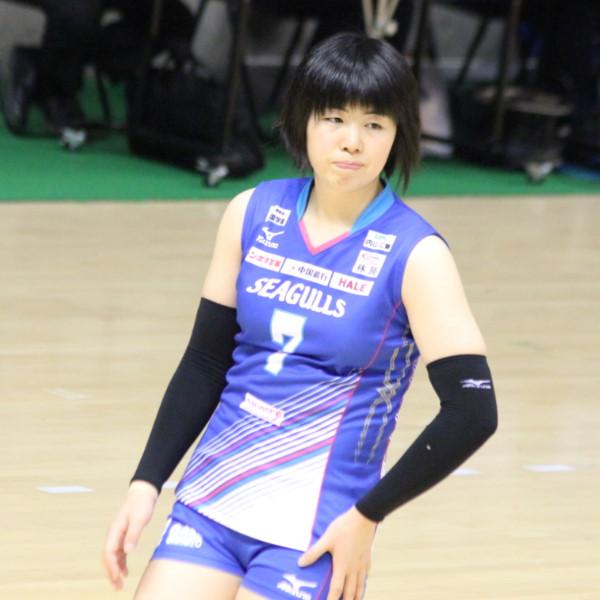 佐々木萌選手     Moe Sasaki
