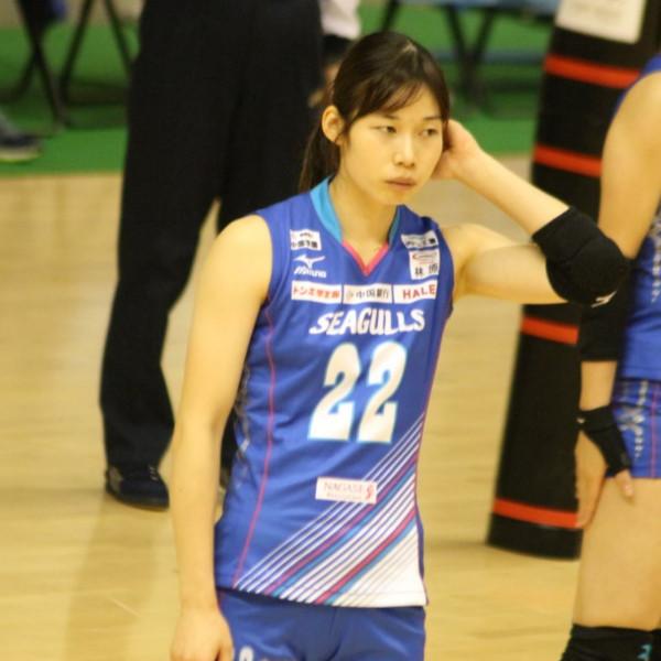 大楠鼓雪選手   Koyuki Okusu