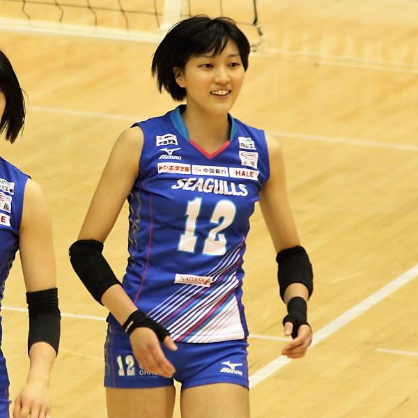 居村杏奈選手    Anna Imura