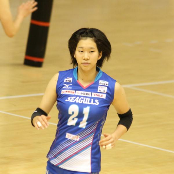 高野由里加選手   Yurika Kono