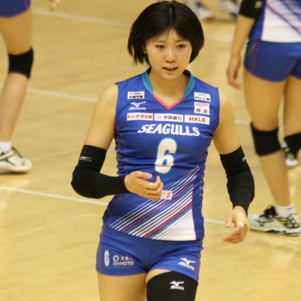 渡邊真恵選手 Sanae Watanabe