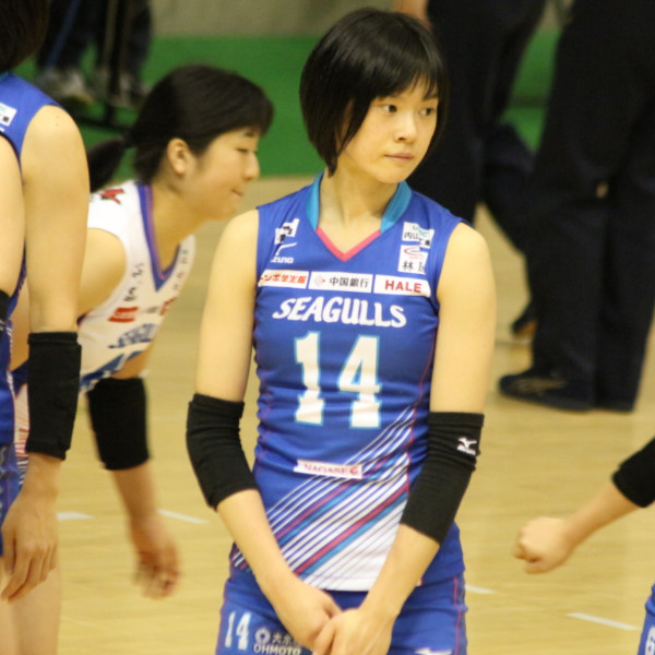 宮下遥選手 Haruka Miyashita