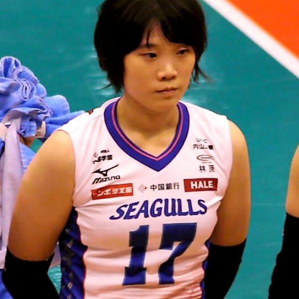 林日向子選手   Hinako Hayashi