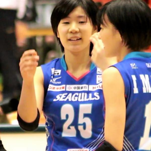 大升知春選手 Chiharu Omasu