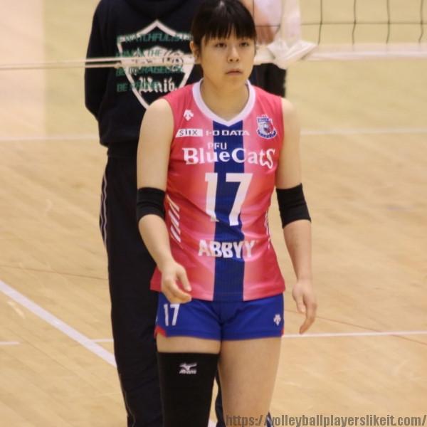谷七海選手  Nanami Tani