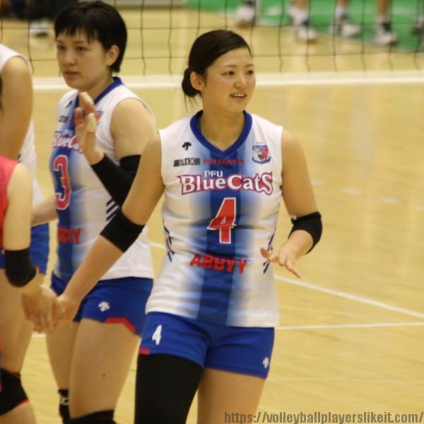 石橋朋美 選手 Tomomi Ishibashi
