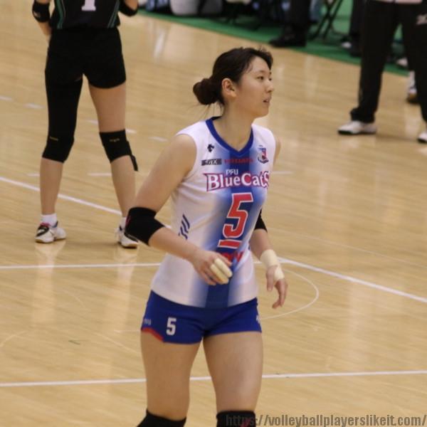 江畑幸子選手 Yukiko Ebata