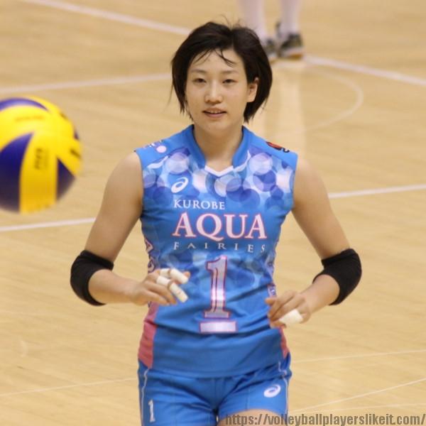 丸山紗季選手 Saki Maruyama