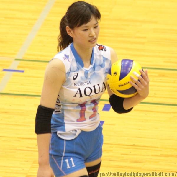 平谷里奈選手      Rina Hiratani