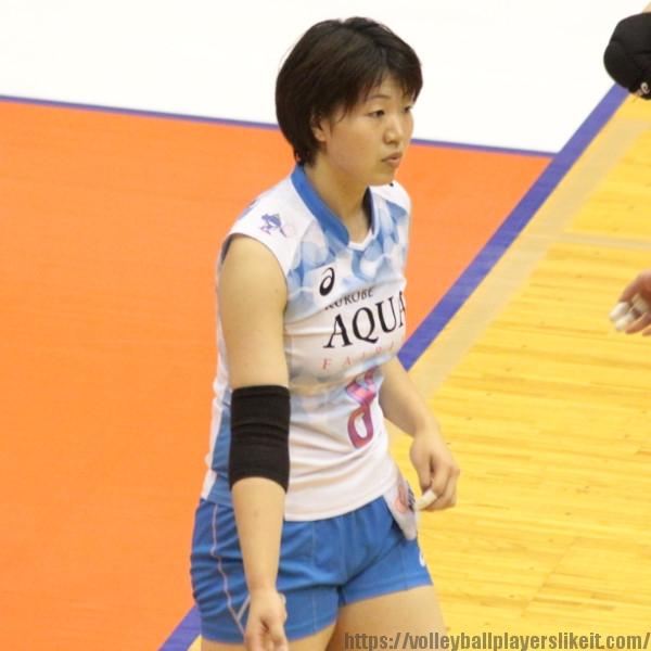 南美寿希選手 Mizuki Minami