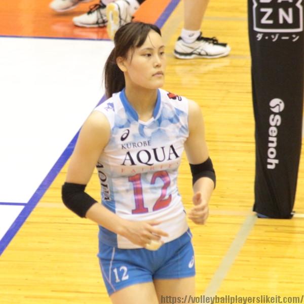 大田あかり選手    Akari Ohta