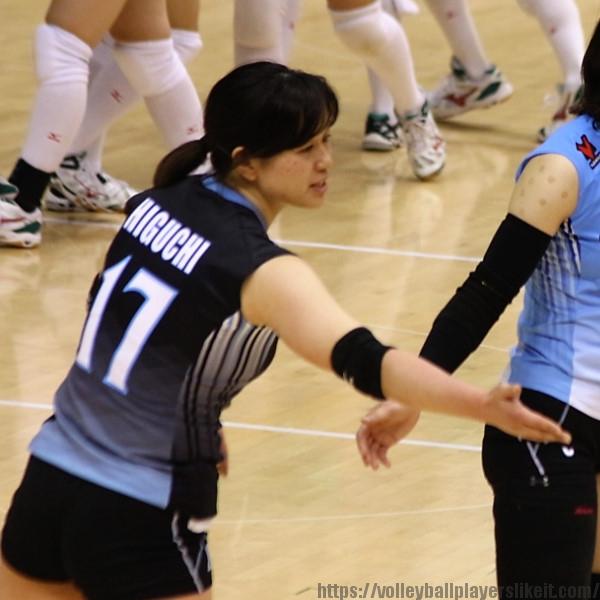 樋口沙樹 選手 Saki Higuchi