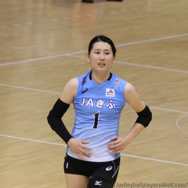 田代麻樹選手       Maki Tashiro