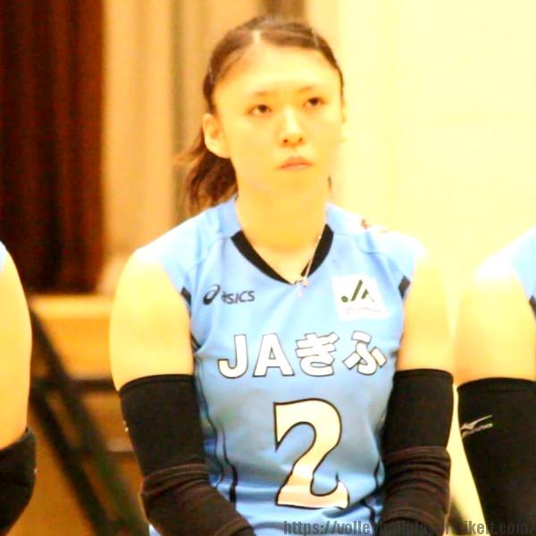 佐々原和選手    Nodoka Sasahara