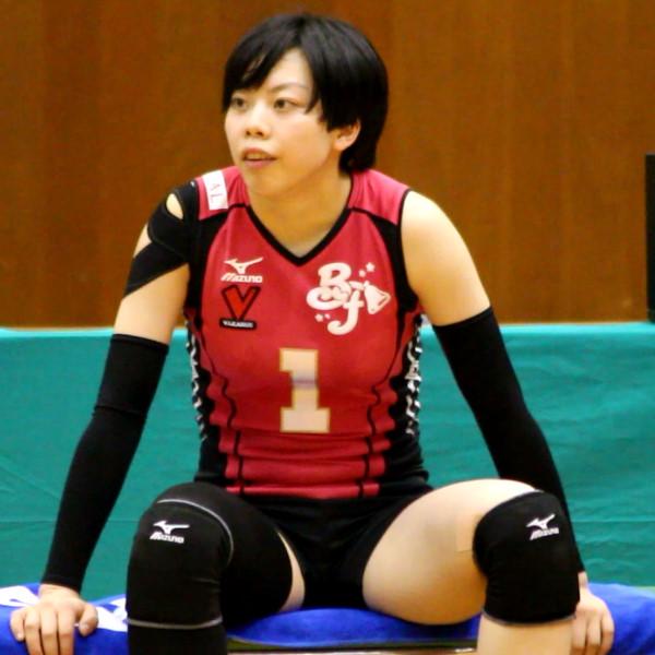井上実咲 選手       Misaki Inoue