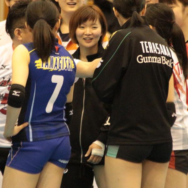 岩永明奈選手       Akina Iwanaga