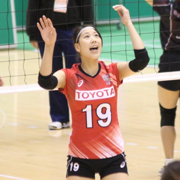吉田伽那選手      Kana Yoshida