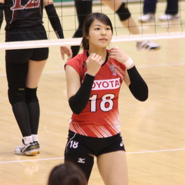 浅野美波選手    Minami Asano