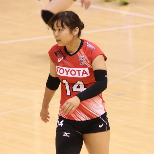 田戸美咲選手     Misaki Tado